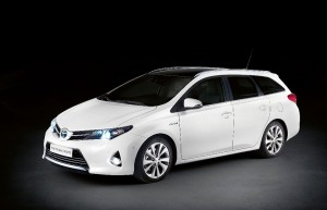 Nouveau break Toyota Auris Touring Sports 2013
