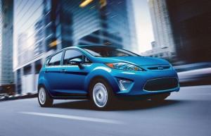 Ford Fiesta 2013 - Prix en baisse