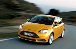 Ford Focus ST système Sound Symposer