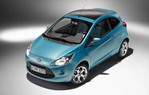 Ford KA - prix en baisse