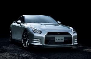 Nissan GT-R 2013 moteur V6 3,8L biturbo de 550ch