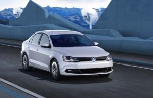 Nouvelle Volkswagen Jetta Hybride