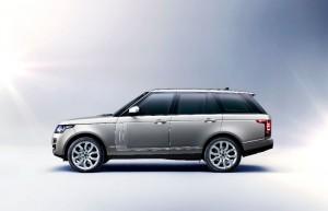 Nouveau Range Rover Land Rover 2013