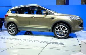 Nouveau Ford Kuga produit en Espagne