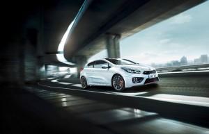 Kia Pro_cee'd GT coupé 3 portes