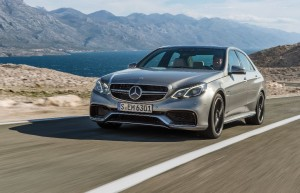 Nouvelle Mercedes Classe E Berline et Break