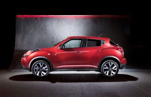 Nissan Juke Connect Edition 2013
