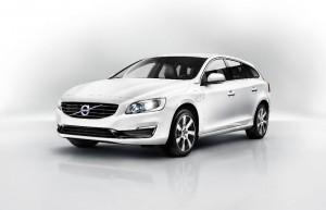 Volvo V60 D6 AWD Plug-In Hybrid Diesel
