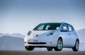 Nissan Leaf 2.0 - Grand prix Auto Environnement MAAF 2013