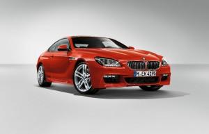 BMW Série 6 version M Sport Edition