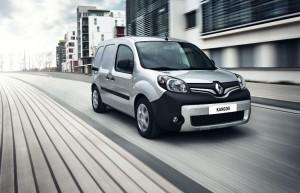 Nouveautés Renault Kangoo