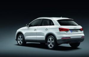 Nouveaux Audi Q3