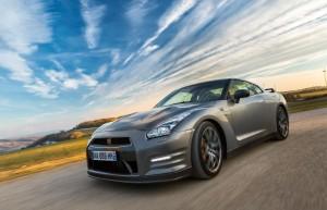 Nissan GT-R 2013 Premium, Black et Track Pack Edition
