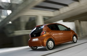 Nouvelle gamme Toyota Aygo