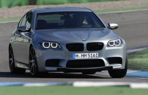 Nouvelle BMW M5 suralimentatée