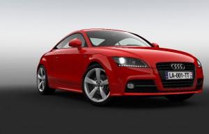 Nouvelle Audi TT Design Edition sur commande