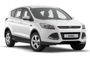 Nouveau Ford Kuga 2013