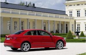 Audi A3 et S3 berline compacte