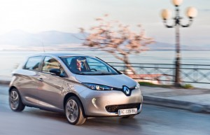 Renault Zoé - Red Hot Product Design Award 2013