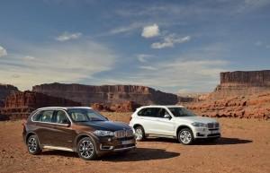 Prix des nouvelles BMW X5 et BMW Série 4 Coupé