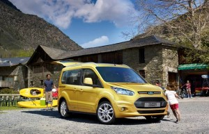Ford Tourneo Connect et Grand Tourneo Connect