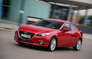 Nouvelle Mazda 3 à Francfort 2013