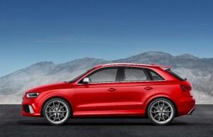 Nouvelle Audi RS Q3