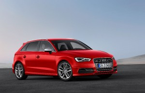 Voiture connectée Audi