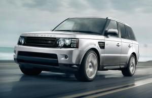 Nouveau Range Rover Sport 2013
