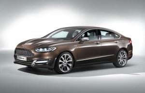 Nouvelle Ford Mondeo Vignale 2015