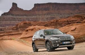 BMW X5 2014 3ème génération