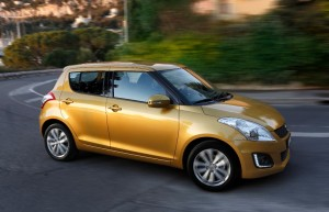 Nouvelle Suzuki Swift option So Color