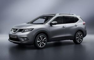 Nouveau Nissan X-TRAIL 2014