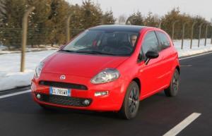 Fiat Punto Italia édition limitée