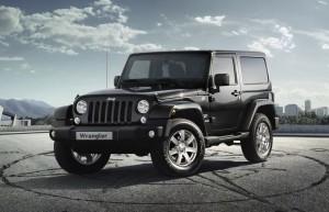 Jeep Wrangler Sahara Platinium Edition