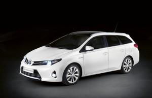 Nouvelle Toyota Auris Touring Sports 2014