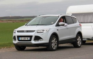 Ford Kuga - Tractrice de l'année 2013