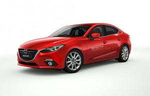 Moteurs intelligents Mazda 3