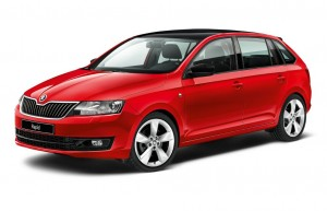 Nouvelle Skoda Rapid Spaceback pack Green Tec