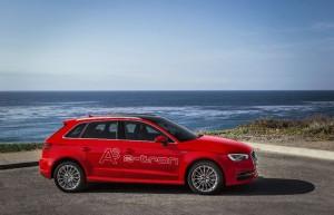 Production de la Audi A3 Sportback e-tron