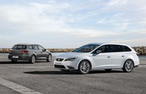 Nouvelle Seat Leon ST Break 2014