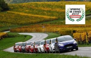 Ford Fiesta ST - Miss sportive 2013