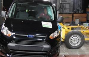 Ford Tourneo Connect - Sécurité