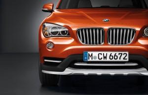 Nouvelle BMW X1 2014