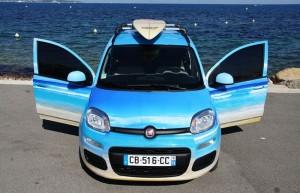 Fiat supprime son modèle d'entrée de gamme Panda