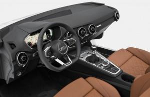Audi TT 2014 - Nouvel intérieur