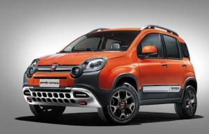 Nouvelles Fiat Panda Cross et Freemont Cross 2015