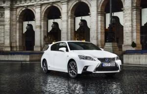 Nouveau Lexus CT 200h Full Hybrid 2014