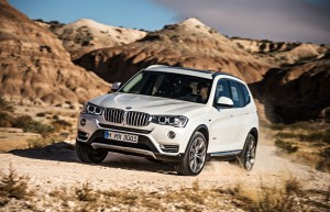BMW X3 Nouvelle génération
