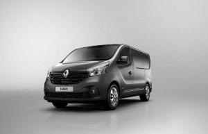 Nouveau Renault Trafic 2014 3ème génération